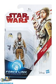Star Wars Force Link actiefiguur Resistance Gunner Paige