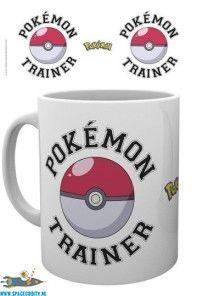 Pokemon beker / mok Pokemon trainer