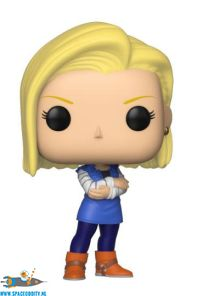 Pop! Animation Dragon Ball Z Android 18 vinyl figuur