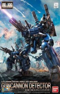 te koop, winkel, nederland, Gundam Re/100 Guncannon Detector