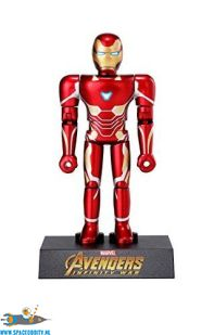 Marvel Chogokin Heroes Iron Man Mark 50 figuur 10 cm