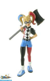 DC Comics Super Hero Girls pvc figuur Harley Quinn