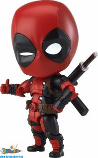 Deadpool Nendoroid 662 Orechan Edition