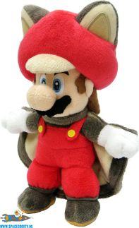 geek-winkel-games-merchandise-amsterdam-Super Mario pluche Flying Squirrel Mario
