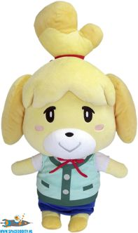 te koop, nederland,  Animal Crossing New Leaf Isabelle smiling 45 cm