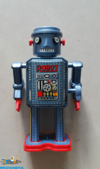 Antique Robot R-35