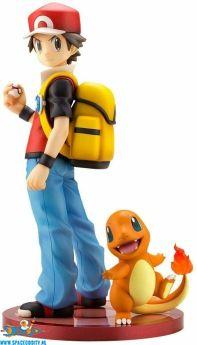 te koop, winkel, nederland, Pokemon ARTFX J pvc statue Red with Charmander 1/8 schaal