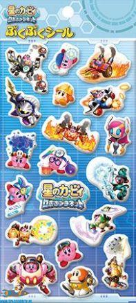 Kirby stickers