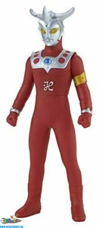 Ultraman big soft vinyl figuur Ultraman Leo