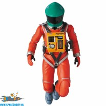 2001 : A Space Odyssey Mafex 110 actiefiguur Space Suit green helmet/orange suit ver.