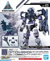 30 Minutes Missions bouwpakket option armor (alto exclusive / dark gray)