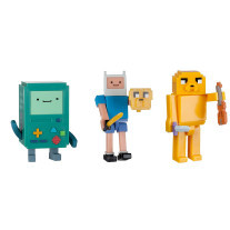 Adventure Time Collector's pixel pack Finn, Jake & BMO