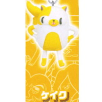 Adventure Time figure strap Cake