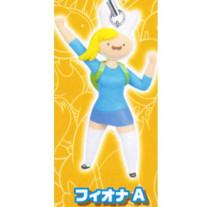 Adventure Time figure strap Fiona