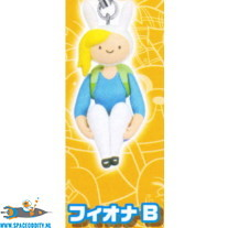 Adventure Time figure strap Fiona zittend