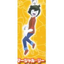 Adventure Time figure strap Marshall Lee
