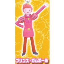 Adventure Time figure strap Prince Gumball