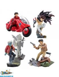 Akira miniQ figuren set van 4