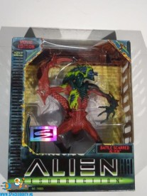 Alien Ressurection actiefiguur Battle Scarred Alien