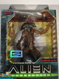 Alien Ressurection actiefiguur Warrior Alien