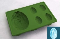 Alien silicone ice tray Alien Egg