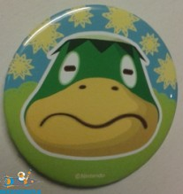 Animal Crossing button Kapp'n