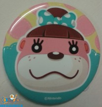 Animal Crossing button Lottie