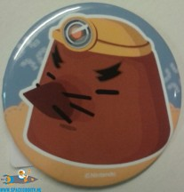 Animal Crossing button Mr. Resetti