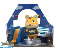 Animal Crossing New Leaf gashapon Jump out house furniture Hamlet