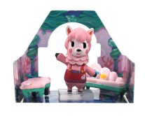 Animal Crossing New Leaf gashapon Jump out house furniture Reese