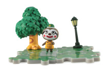 Animal Crossing New Leaf gashapon mini figuur Leif