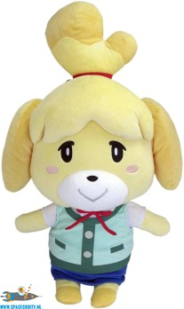Animal Crossing New Leaf pluche Isabelle 45 cm