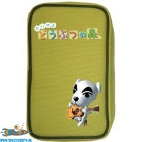 Animal Crossing Nintendo DS opbergtas K.K.Slider