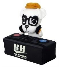 Animal Crossing pluche K.K. Slider DJ