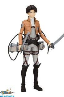 ​Attack on Titan color tops Levi Ackerman actiefiguur