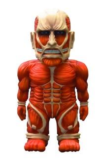 Attack on Titan The Colossus Titan soft vinyl figuur