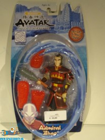 ​Avatar: The Last Airbender Admiral Zhao