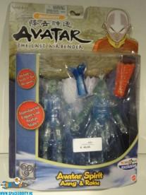 Avatar: The Last Airbender Avatar Spirit Aang & Roku
