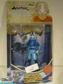 Avatar: The Last Airbender Avatar Spirit Aang