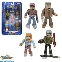 Back to the Future II Minimates figuren set