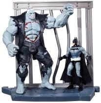 Batman Arkham City Batman vs Solomon Grundy