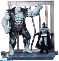 Batman Arkham City Batman vs Solomon Grundy