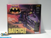 Batman Dark Knight Collection Batman Batcycle