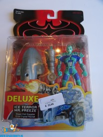 Batman & Robin actiefiguur Ice Terror Mr. Freeze
