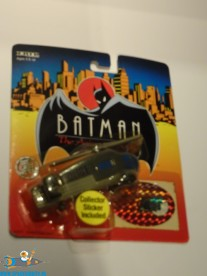 Batman The Animated Series die cast Gotham Police Helicopter