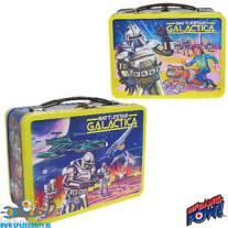 Battlestar Galactica retro lunchbox