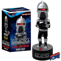 Battlestar Galactica Cylon Centurion bobble head
