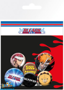 Bleach button set
