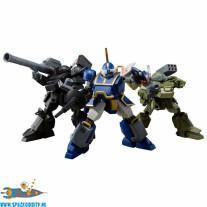 Blue Knight Berserga mini-pla vol. 3 set van 3 doosjes