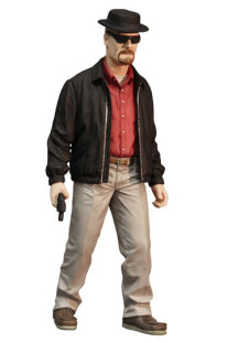 Breaking Bad Heisenberg​ PX exclusive collectible figure